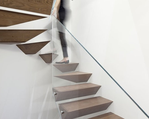 Modern Staircase Design Ideas, Remodels & Photos