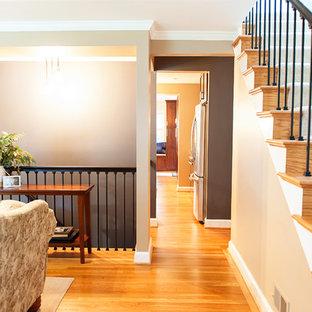 Arlington Kitchen - New Stair Railings