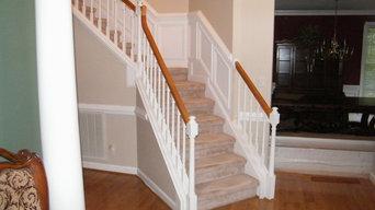Arshad Stair Remodel