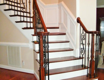 Arshad Staircase Remodel