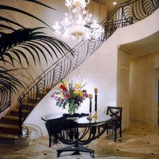 Modern Staircase by Berni Greene, ASID, CID, IIDA