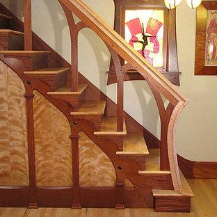 Idéer för att renovera en vintage trappa