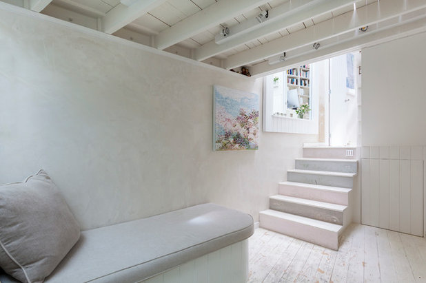 My houzz an small victorian home in sussex is transformed for Interieur artistique