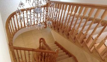 Ash Staircases