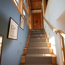 Asian Staircase by Ashford Associates