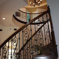 Mediterranean Staircase by Zero Latitude