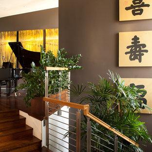 Idéer för orientaliska trappor i trä