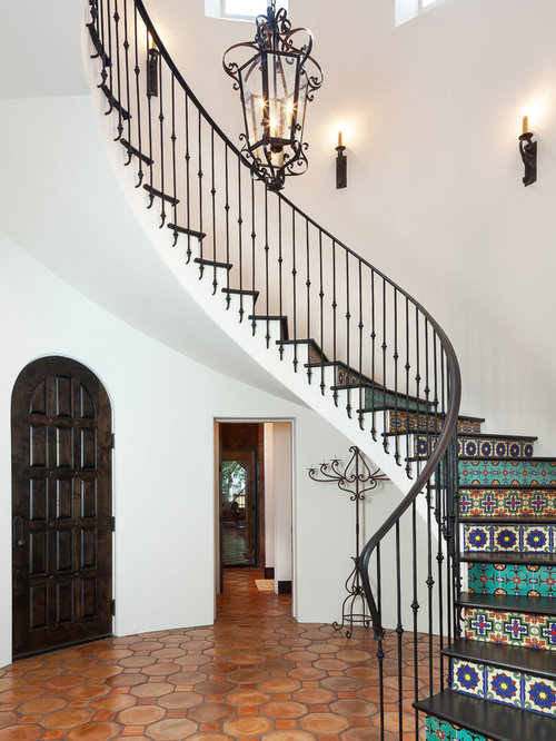 Side Mounted Balusters Houzz
