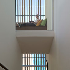 Modern Staircase by Foursquare Builders