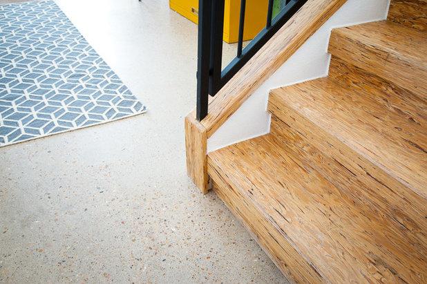 Eklektisch Treppen by Kailey J. Flynn Photography