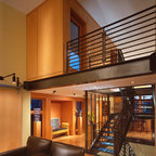 The Aurea Contemporary Staircase Portland By Alan