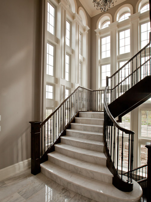 Granite Stairs Home Design Ideas Pictures Remodel And Decor