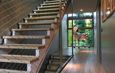 Bli vild i zebramönstrat – lär dig att inreda med det grafiska djuret