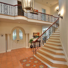 Mediterranean Staircase by Bliss