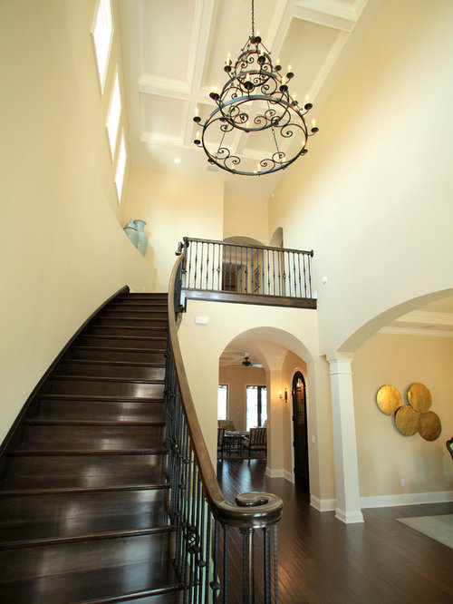 Houzz Foyer Paint : Foyer wall paint home design ideas pictures remodel and
