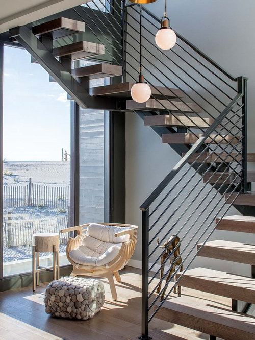best contemporary staircase design ideas remodel pictures houzz - Staircase Design Ideas