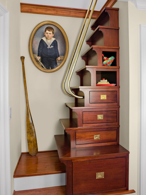 Narrow Staircase Design Ideas amp Remodel Pictures Houzz