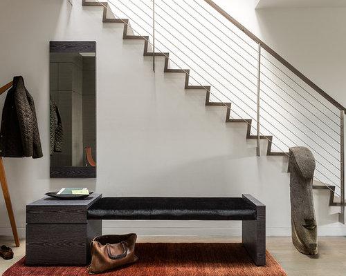 Contemporary Staircase Design Ideas Remodels Amp Photos