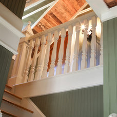 Traditional Staircase by Karr Bick Kitchen and Bath