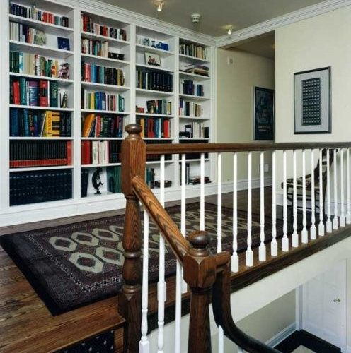 Upstairs Landing Home Design Ideas Pictures Remodel And