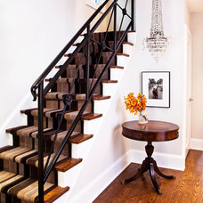 Eclectic Entry by Palmerston Design Consultants
