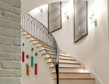 Bellaire 2- Staircase
