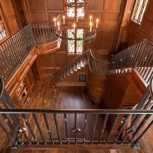 Modelo de escalera bohemia extra grande