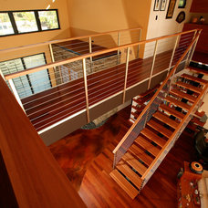 Modern Staircase by Silva Studios Architecture