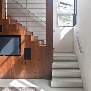 Idéer för att renovera en funkis trappa