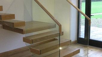 Bespoke Staircase Cornwall