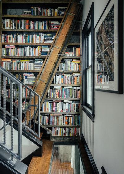 Industriel Escalier by McIntosh Poris Associates