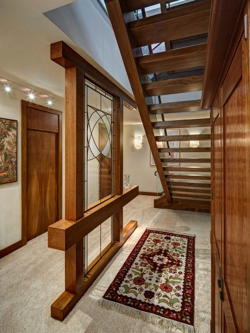 Wood And Glass Partition Home Design Ideas Pictures