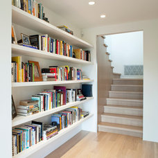Contemporary Staircase by Shubin + Donaldson Architects, Inc.