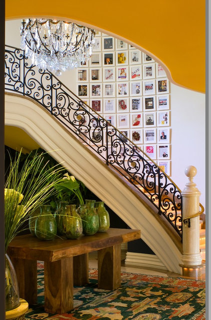 Mediterranean Staircase by Tracy Murdock Allied ASID