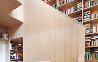 Architecture: How You Can Make More of Your Staircase