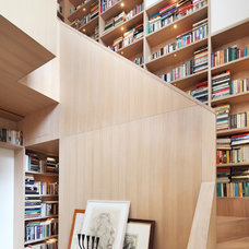 Contemporary Staircase by Platform 5 Architects