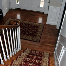 Traditional Staircase by BRADFORD CARPET ONE FLOOR & HOME