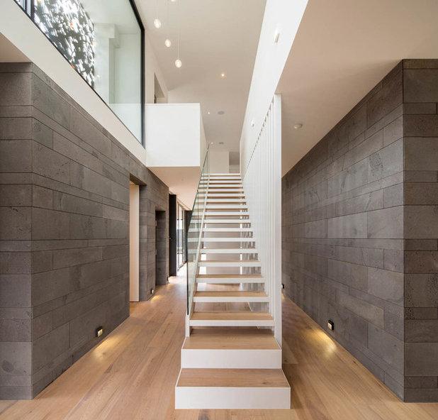 10 garde corps cr atifs pour personnaliser son escalier. Black Bedroom Furniture Sets. Home Design Ideas