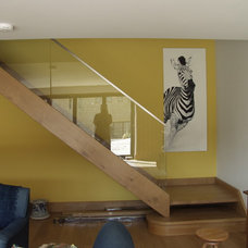 Traditional Staircase by Britannia Joinery