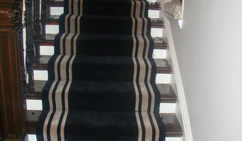 bronti carpet on stairway