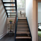 Floating Staircase Modern Staircase Other By