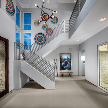 Builder Magazine's Responsive Home Project - Gallery House