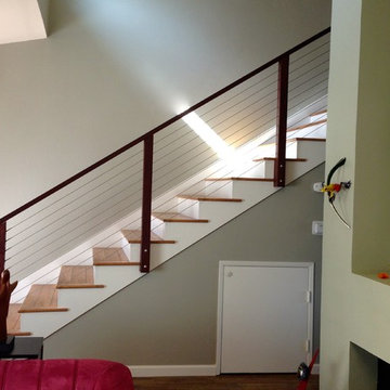 Cable Railings For Interior Stairs
