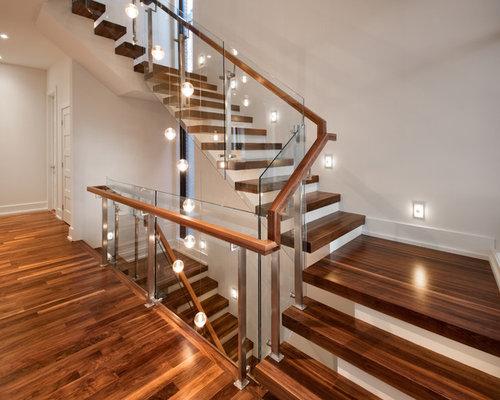 Wood Stair Tread Houzz