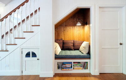 17 Ideas for Storage Under the Stairs