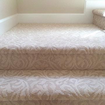 Carpet Flooring - Stairs & Bedroom
