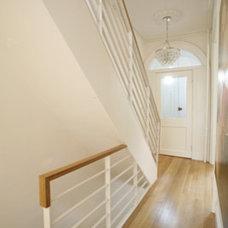 Contemporary Staircase by Sarah Jefferys Design