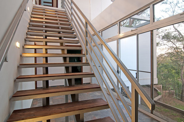 Transitional Staircase by Louise Lakier