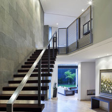 Modern Staircase by Eva Hinds