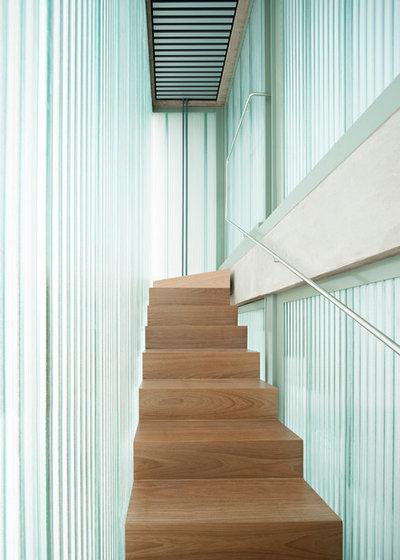 Contemporáneo Escalera by Muka Arquitectura